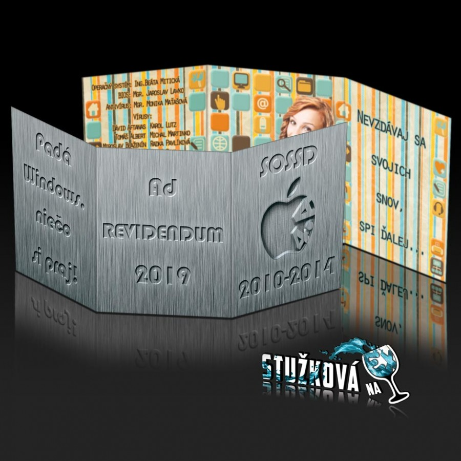 Maturitné oznamko 1406 - Apple aplikácie