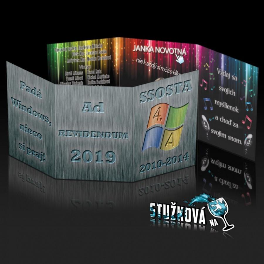 Maturitné oznamko 1407 - IT aplikácie