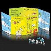 Maturitné oznamko 1419 - Simpsonovci 1