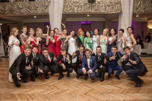 Fotograf Marek Chalabala, fotka zo stužkovej slávnosti maturantov z Gymnázia Šrobárová Košice