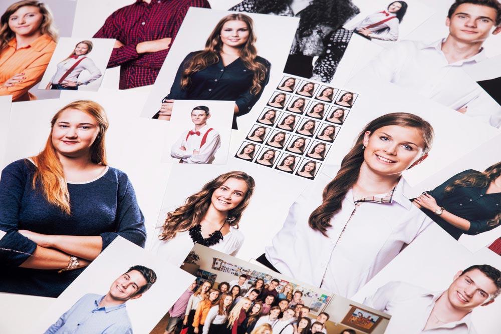 Ako vyzerajú vytlačené maturitné fotky v rôznych veľkostiach