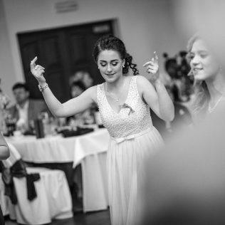 Fotka stužková – Momentka pri tancovaní