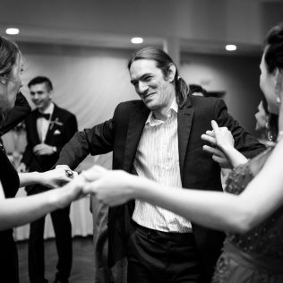 Fotka stužková – Tanec na stužkovej