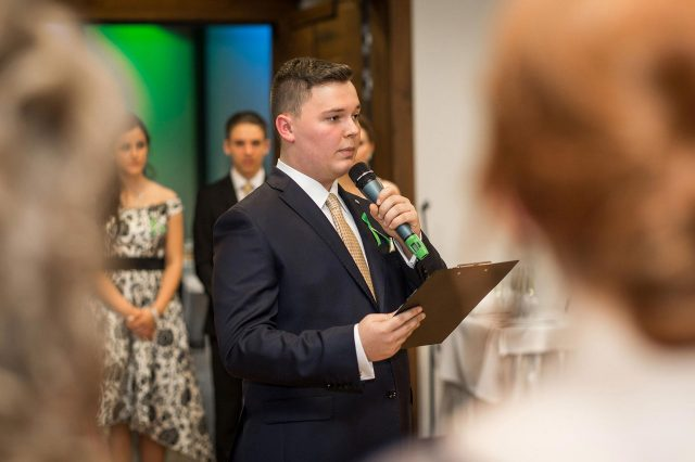 Fotka stužková – Príhovor maturanta