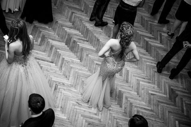 Fotka stužková – Žiačka na tanečnom parkete