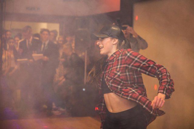 Fotka stužková – Tanec hip-hop