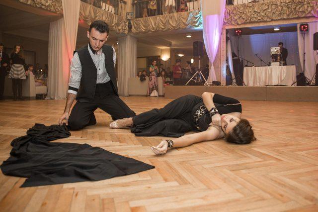 Fotka stužková – Koniec tanca