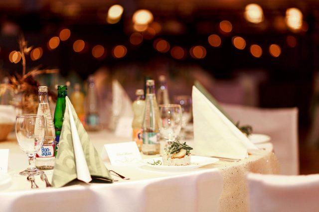 Fotka stužková – Dekorácia stola