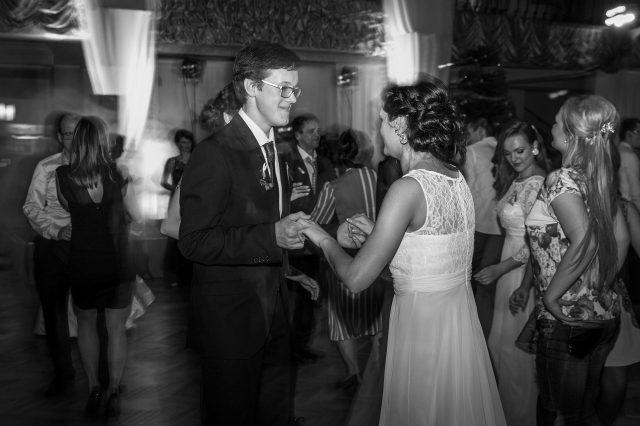 Fotka stužková – Tanec